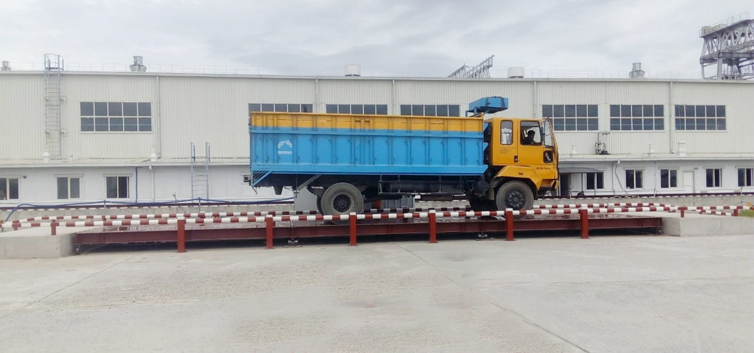 100Ton Truck Scale