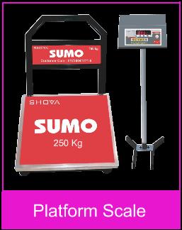 Platform Scale 250 Kg