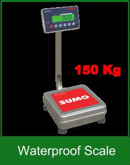 Waterproof Scale 150kg