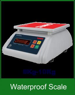 Waterproof Scale 6-10Kg