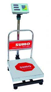 sumo platform scale 100kg