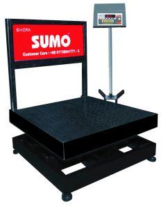 SUMO Heavy Duty Scale 1200kg