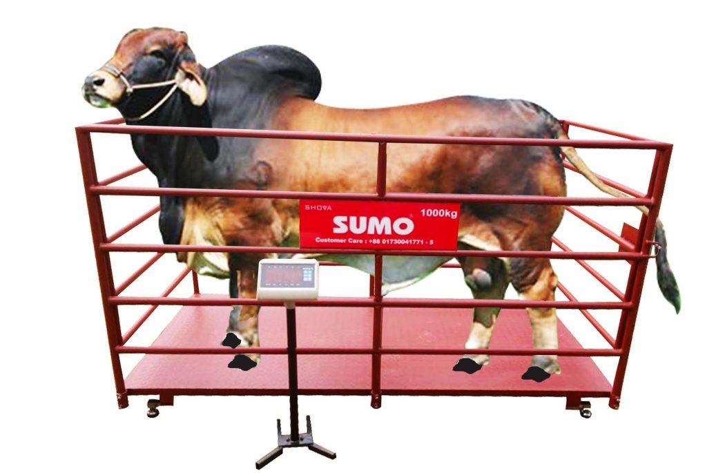 Sumo Animal Scale 2000kg