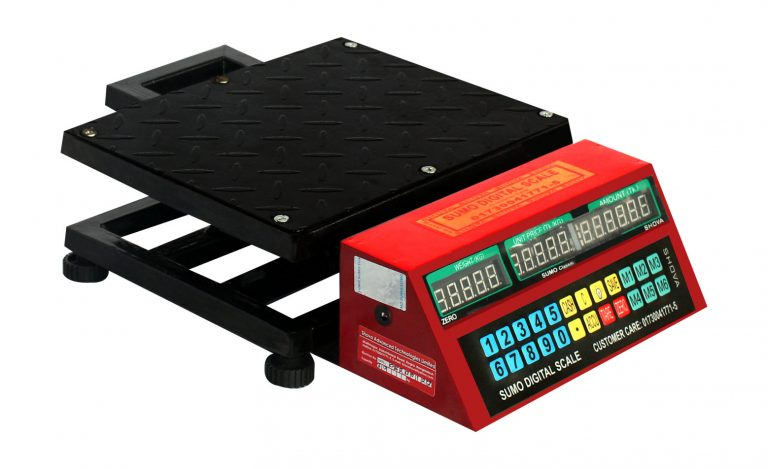 Sumo Bench Scale 30kg