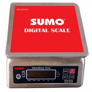 Sumo waterproof scale 30kg