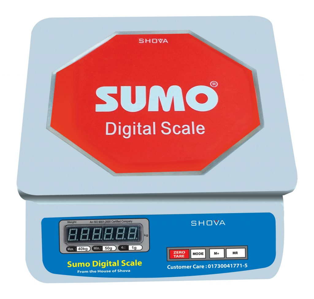 Sumo Table Top Scale 40kg