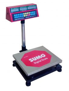 sumo bench scale40kg