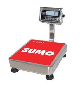 Sumo waterproof scale 50kg